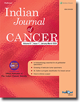 Indian Journal of Cancer